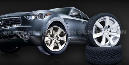 Бесплатная  сезонная замена шин легкового автомобиля