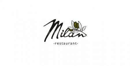 Оливье с ростбифом, равиоли с курицей и грибами, стейк из говядины и многое другое в ресторане Milan.